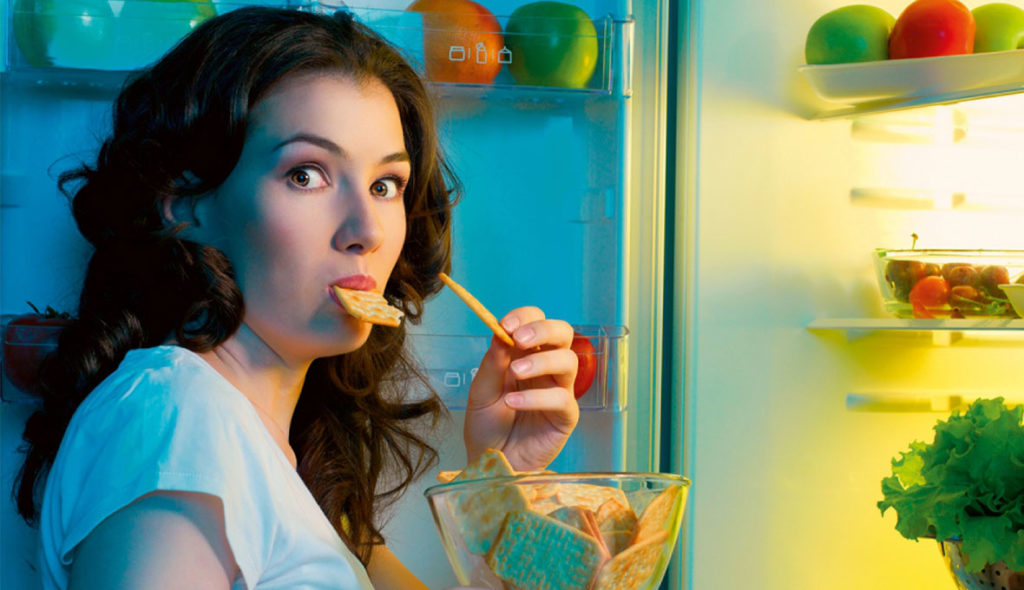 Эмоциональная зависимость от еды, причины и способы преодоления
