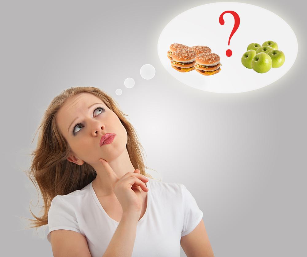Психологические приемы для похудения, основные правила