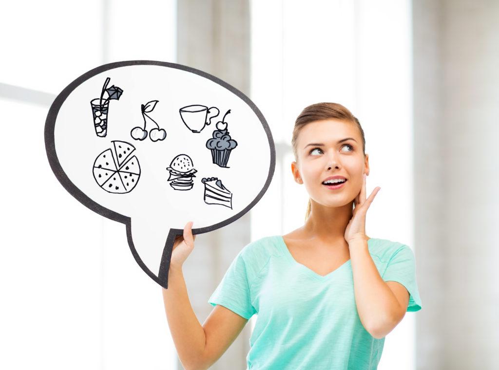 Виды пищевой зависимости или типы нарушений пищевого поведения